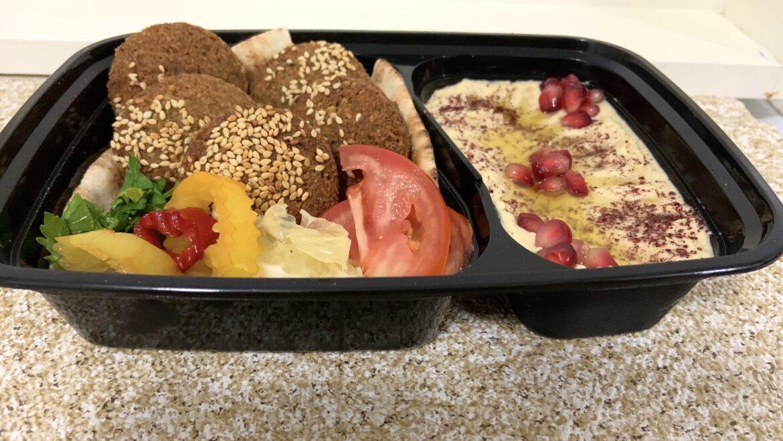 Falafel Meal (vegan) $13