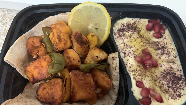 Sheesh Tawook Meal $15